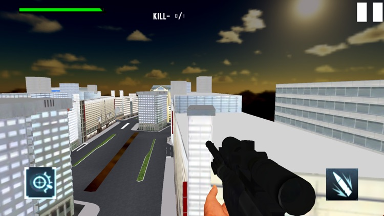 City Sniper Shooter 3D 2017