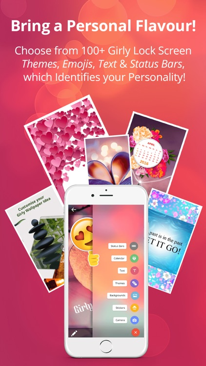 Pink` Wallpapers HD - Cute Backgrounds for Girls