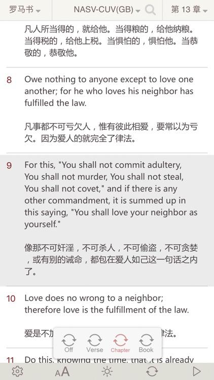 Bible :Holy Bible NASV - Bible Study on the go