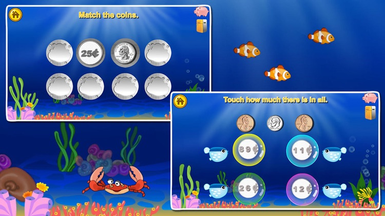 Amazing Coin(USD):Money learning  counting games screenshot-3