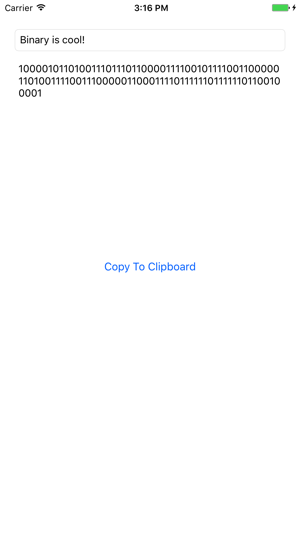 Text To Binary - Convert Ordinary Text To Binary on the App Store