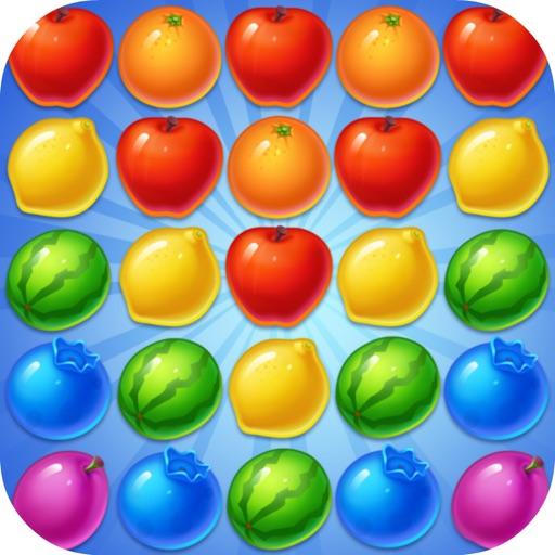 Color Fruit Frenzy HD iOS App