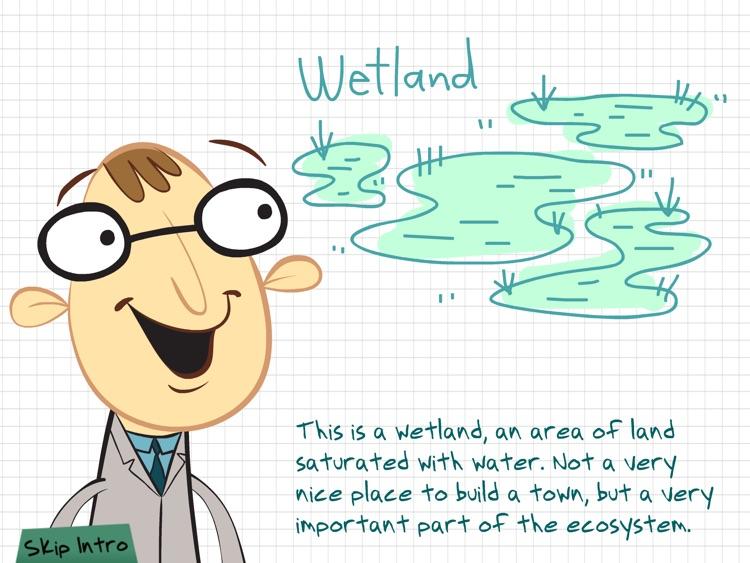 iBiome-Wetland screenshot-0
