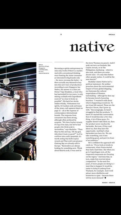 DRiNK Magazine screenshot 3