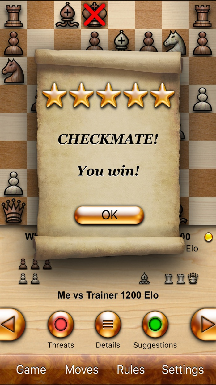 Free Chess App Screenshot