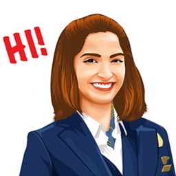 Sonam Kapoor Official Stickers