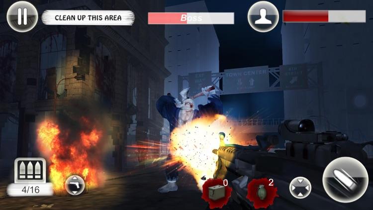 Zombi War Dead Battlefield