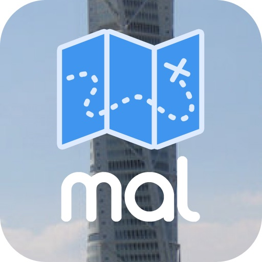 Malmo Offline Map & Guide