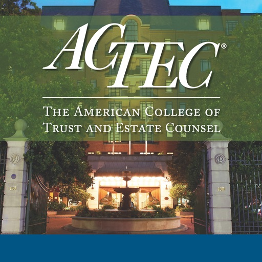 ACTEC 2016 Fall Meeting