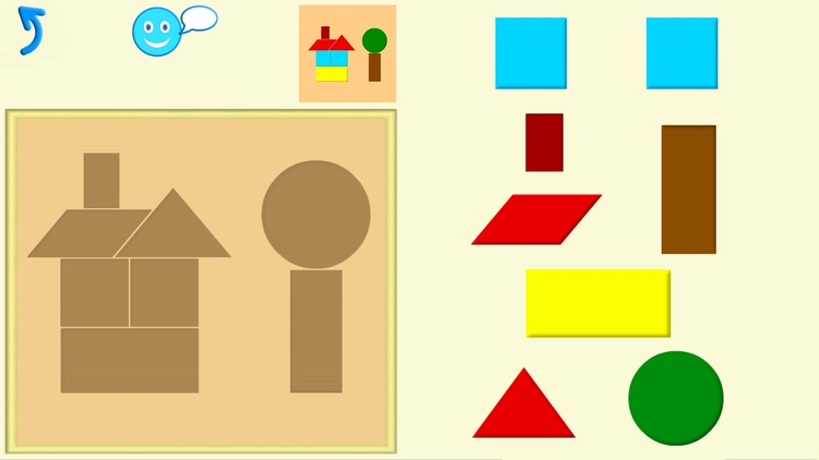 Kids Preschool Puzzles, learn shapes and numbers screenshot-3