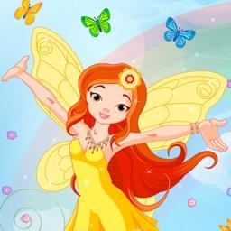Dress Up Fairy Princess Game