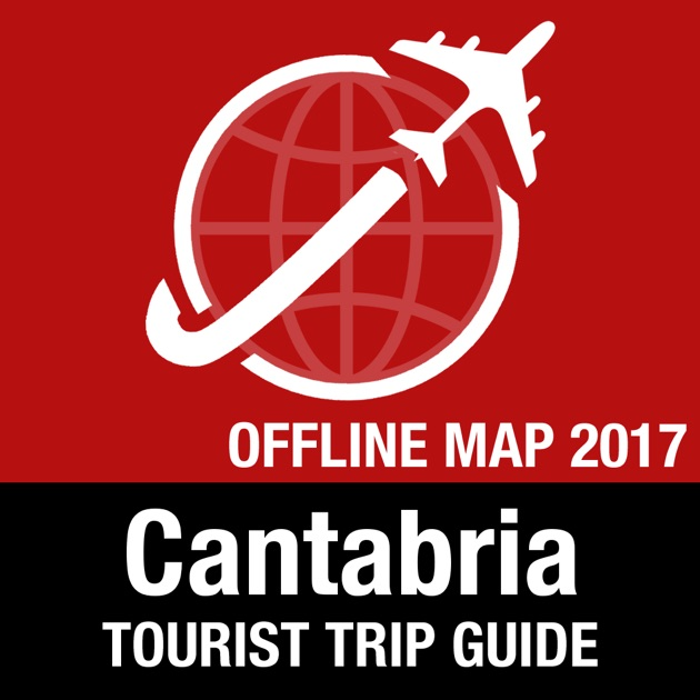 Cantabria Tourist Guide Offline Map on the App Store