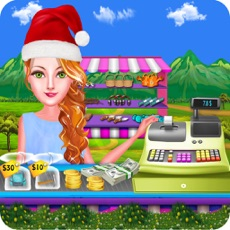 Activities of Summer camp cash register simulator game