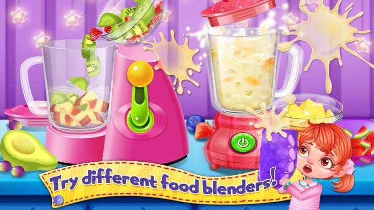 Milkshake Maker! Food Maker Cooking Games