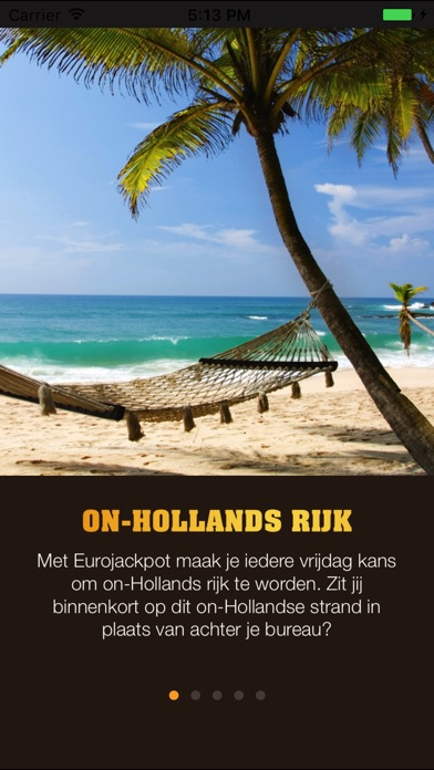 Download Eurojackpot NL App