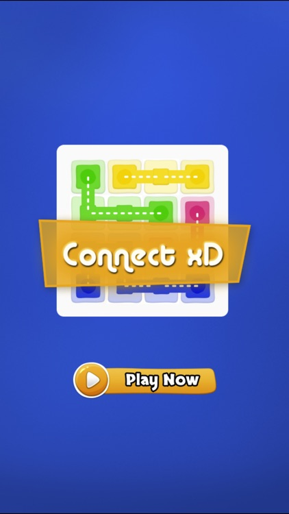 Connect xD — Match dots by color game screenshot-4
