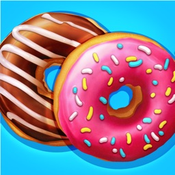 Donuts Maker - Free Food Maker Sweet Cooking Games