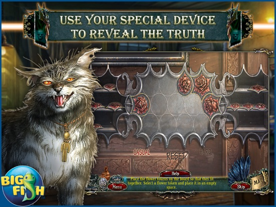 Grim Facade: Monster in Disguise - Hidden Objects screenshot 8