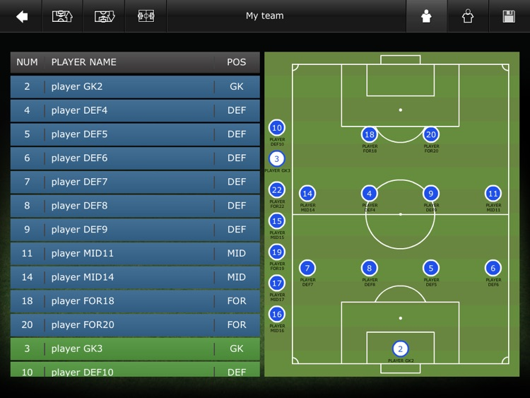 Mourinho Tactical Board screenshot-3