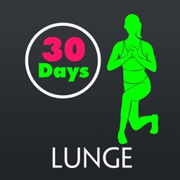 30 Day Lunge Fitness Challenges Pro