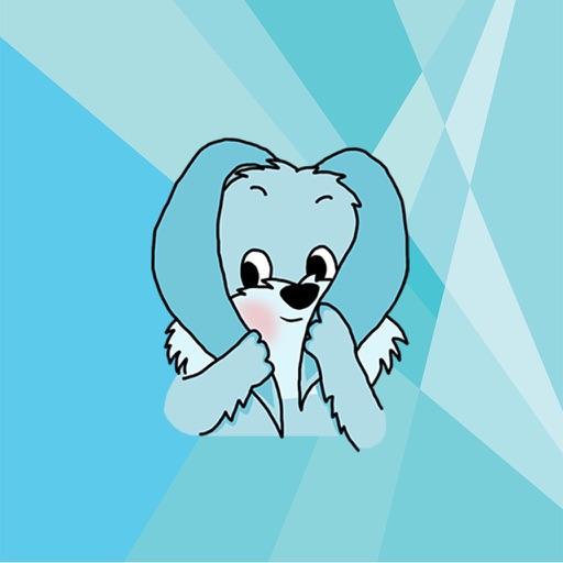 Benny Bunny Stickers