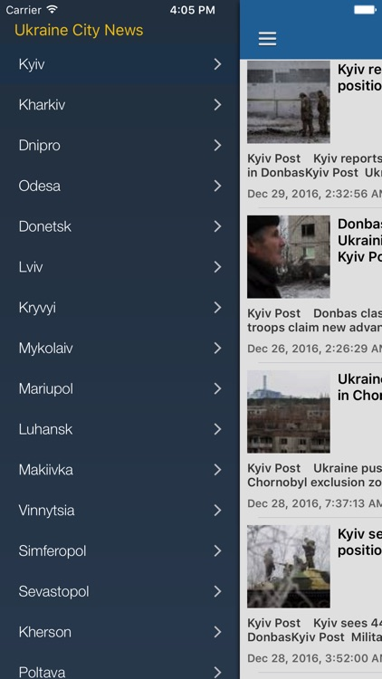 Ukraine News Today in English Pro screenshot-3