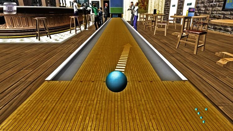 Real Bowling In Club-10 pen Shuffle