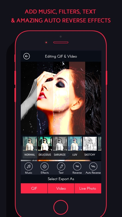 Gif Maker Pro -Video to GIF photo to GIF Animated