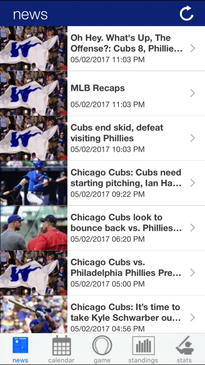 Chicago Baseball Cubs Edition