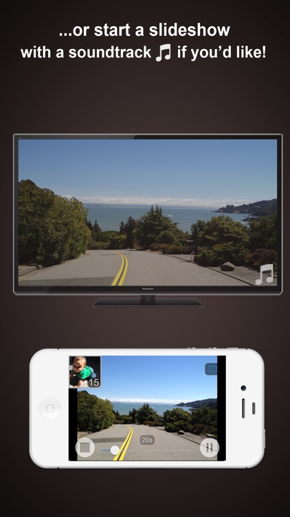 Photo Video Cast to Chromecast
