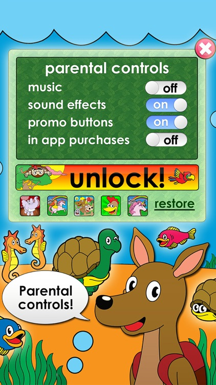 Kids Puzzle Animal Game for Kids Apps for Toddlers screenshot-3