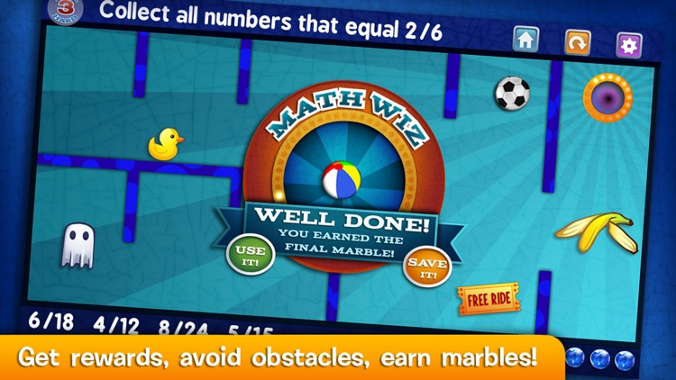 Marble Math screenshot-4