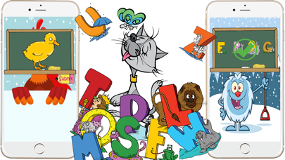 english vocabulary puzzle learning games for kids screenshot two