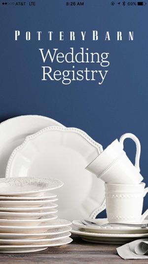Pottery barn wedding registry on the app store iphone screenshots junglespirit Choice Image