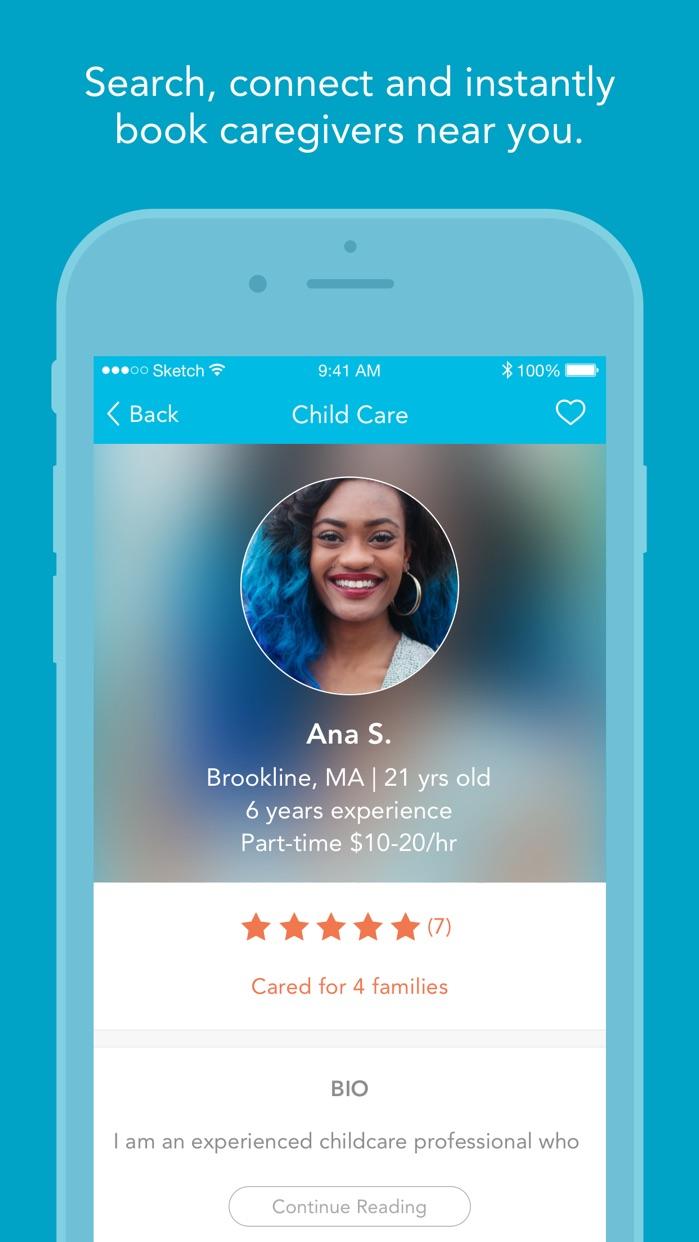 Care.com - Find Nannies, Babysitters & More Screenshot