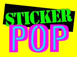 Charlie Schmidt's Sticker Pop