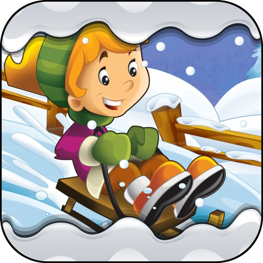 A Winter Adventure - Learn numbers