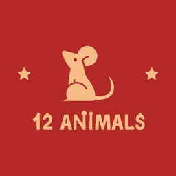 12 Animals - Twelve Asian Zodiac Signs