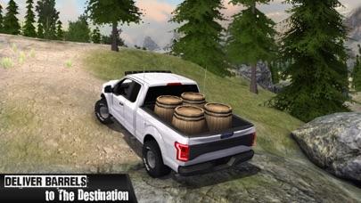 越野极限猛禽驱动器 - 3D比赛 App 截图