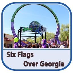 The Great App For Six Flags Over Georgia