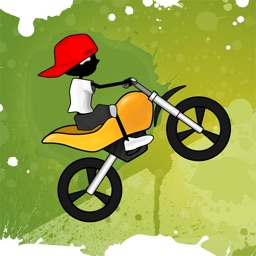 Line Motorcycle 2 -Doodle Bike Climb Racing Games