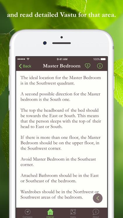Vastu Compass: home, harmony, the laws of Nature screenshot-3