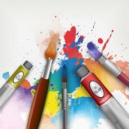 Drawing Editor - Editing and Draw on Photos & Pics