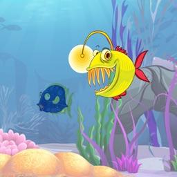 Fish survival game