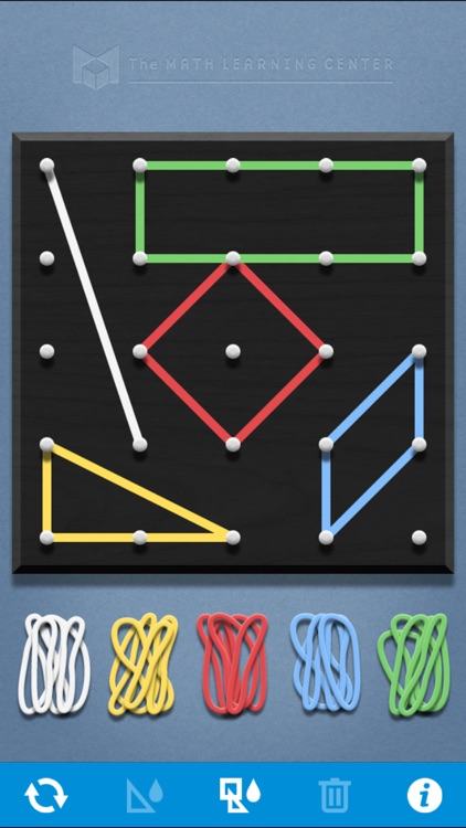 Geoboard, by The Math Learning Center screenshot-0