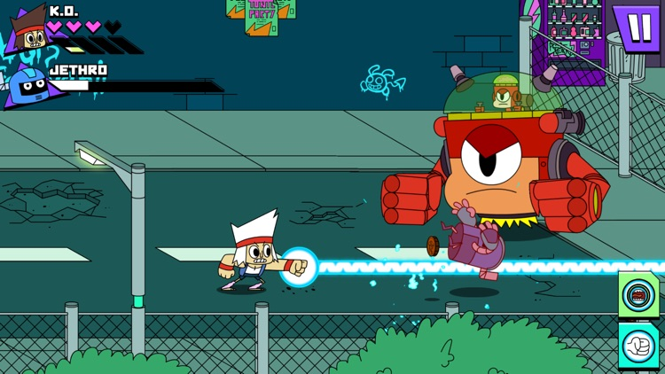 OK K.O.! Lakewood Plaza Turbo screenshot-4