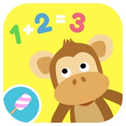 Math Tales - The Jungle: Rhymes and maths for kids