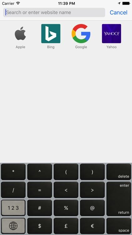 NumPad+ Keyboard Extension