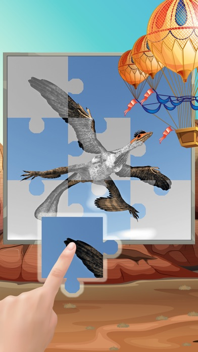 Dinosaurs Puzzles 2 screenshot four