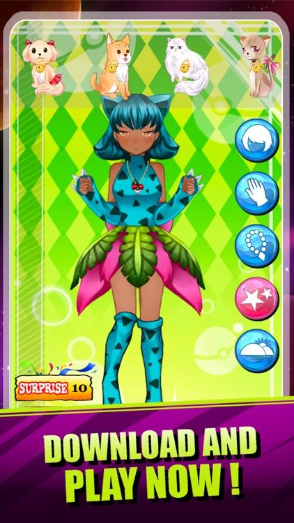 Monster Girls Creator Catch em for Pokémon fans